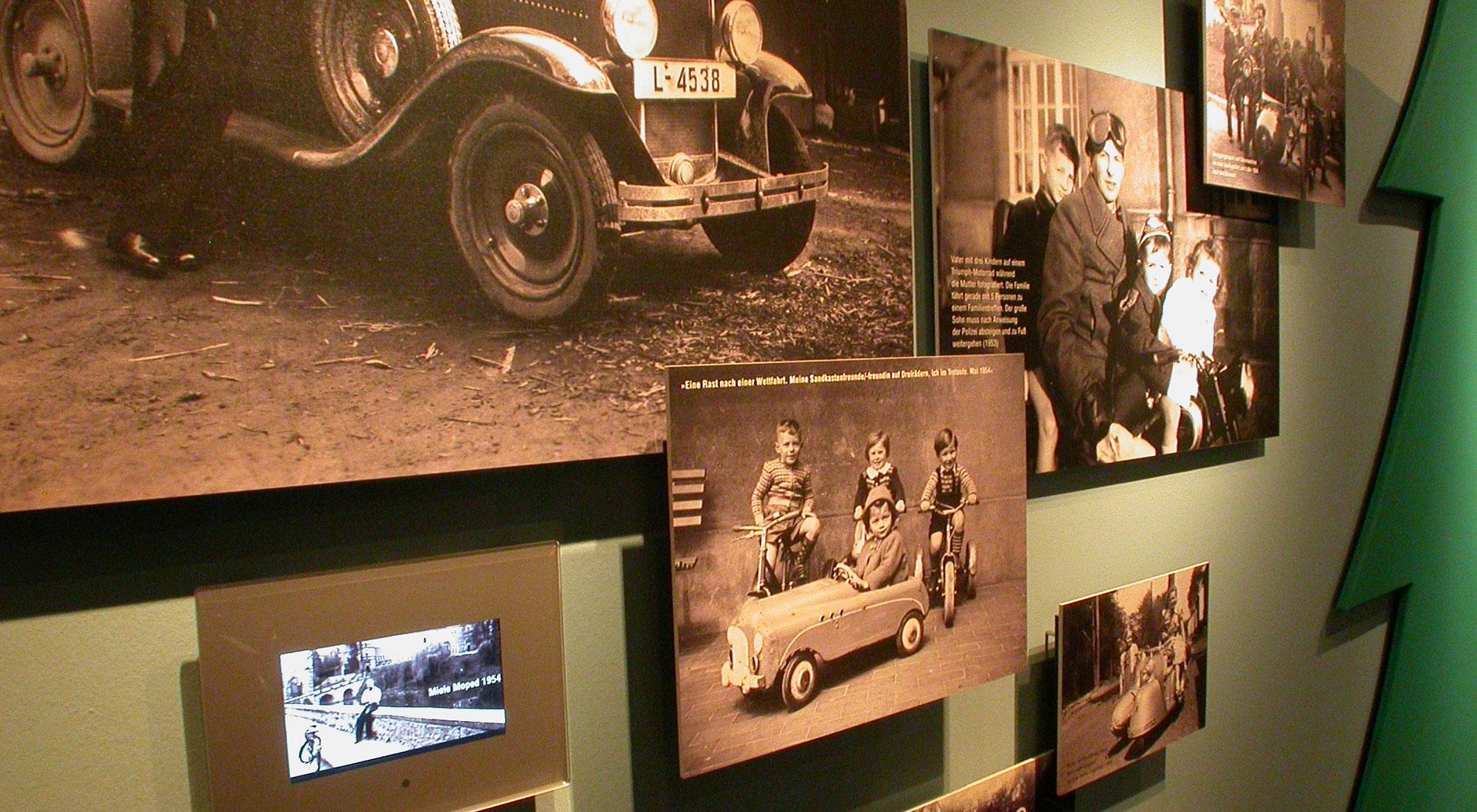 Mein erstes Fahrzeug, Freilichtmuseum Detmold, Erinnerungen