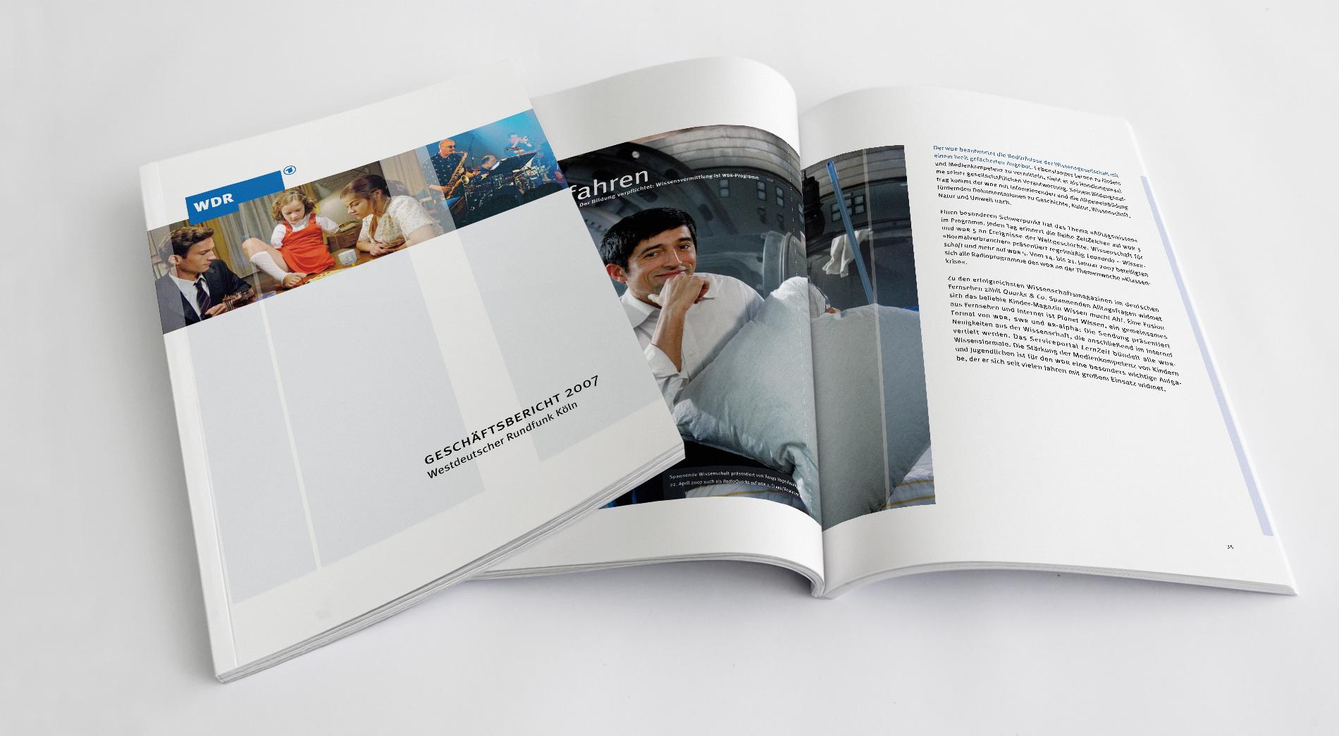 WDR Geschäftsbericht 2007
