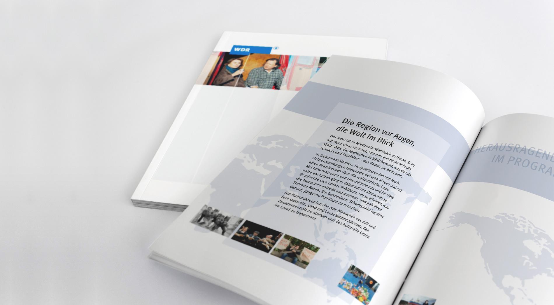Editorial, WDR Geschäftsbericht 2011