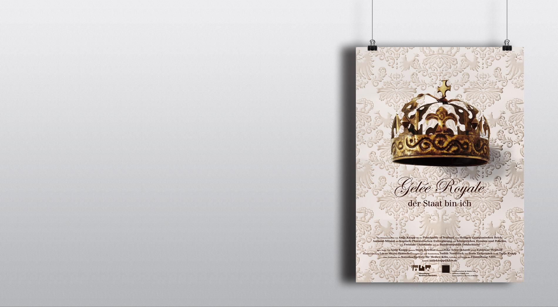 Erscheinungsbild Dokumentarfilm Gelée Royale