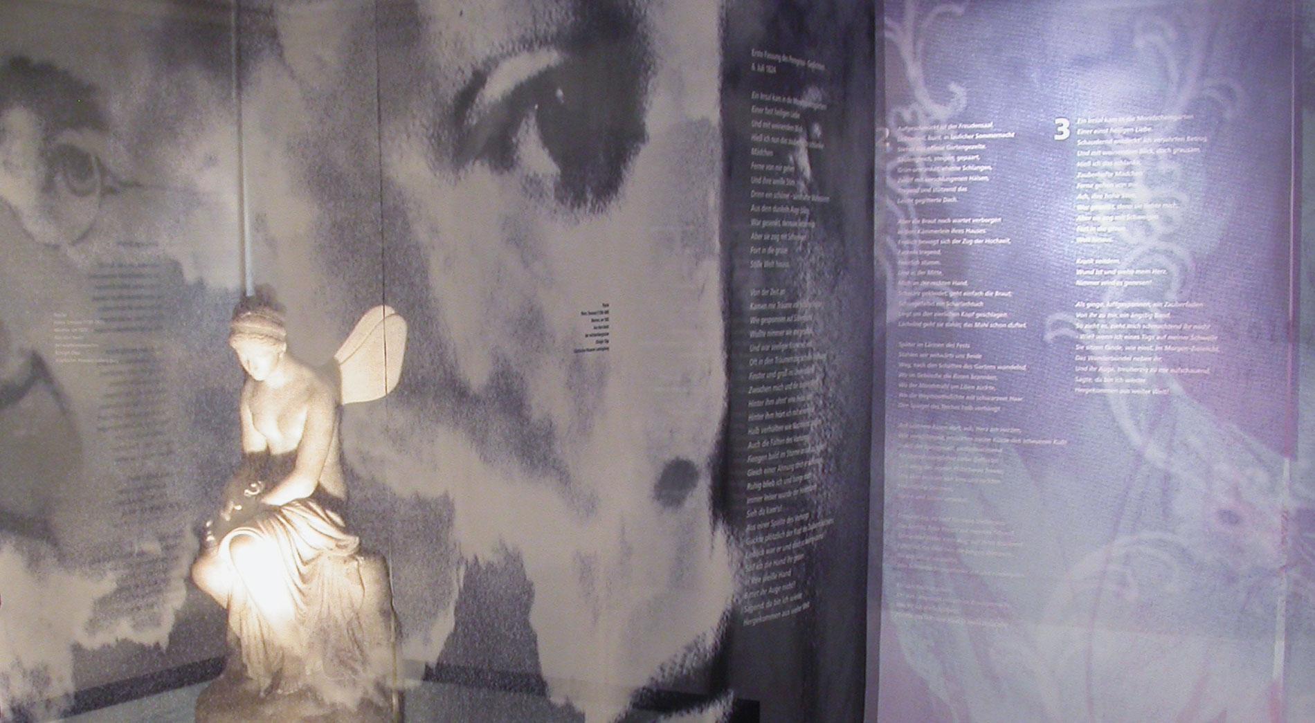 Ausstellung über das Leben und Werk von Eduard Mörike