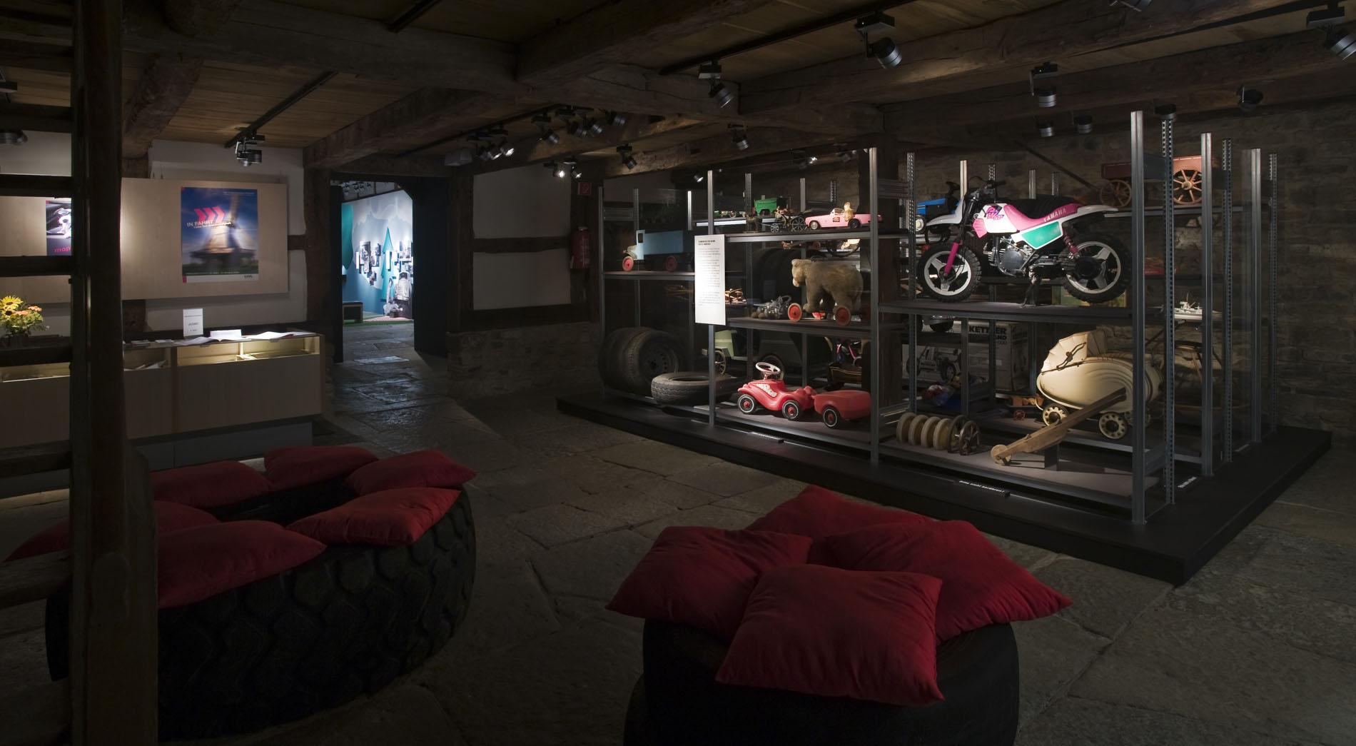 Mein erstes Fahrzeug, Freilichtmuseum Detmold, Eingangsbereich
