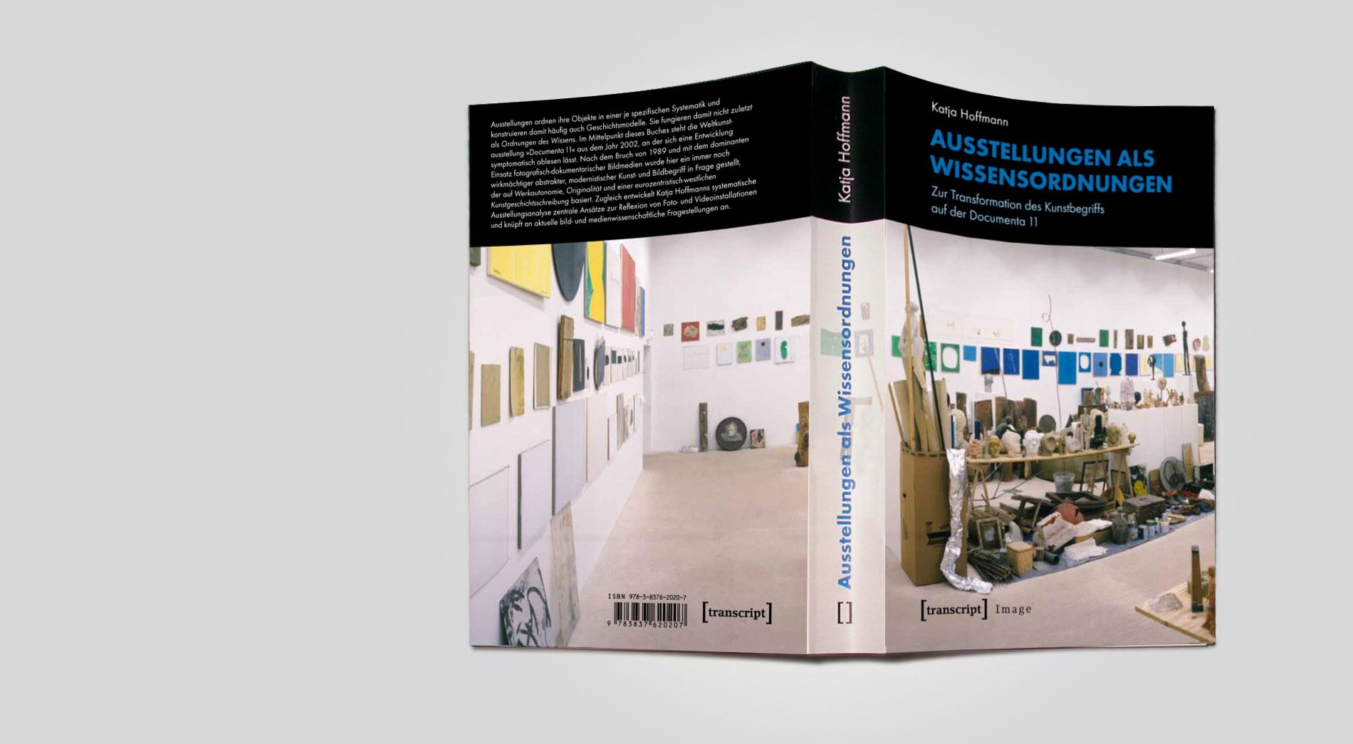 Umschlaggestaltung, Dissertation Mediengeschichte